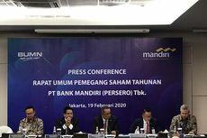 Bank Mandiri Tebar Dividen Rp 16,49 Triliun