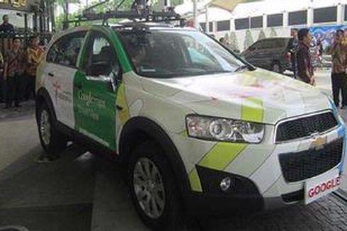 Google Street View Mulai Rekam Jakarta