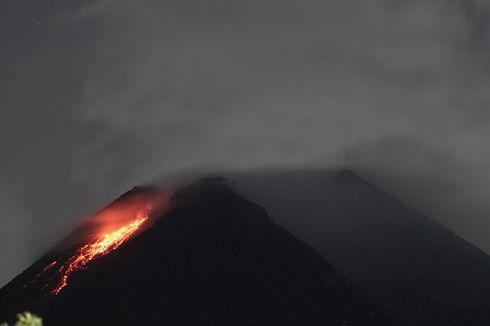 Berada di Pinggir, Kondisi Kubah Lava Baru Gunung Merapi Tidak Stabil