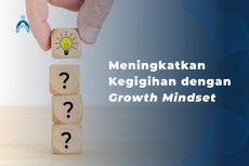 Meningkatkan Kegigihan dengan Growth Mindset