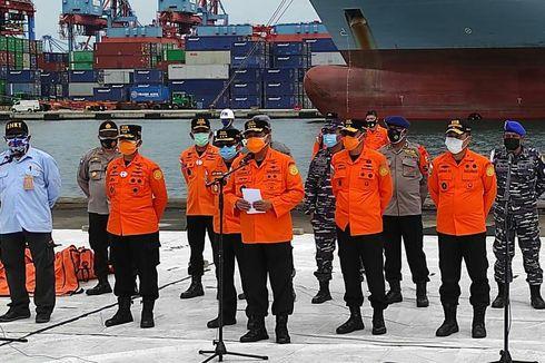 Operasi Pencarian Sriwijaya Air SJ 182 Diperpanjang 3 Hari hingga Senin