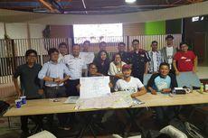 Cerita Seru di Balik Pembuatan Peta Transportasi Massal Jakarta