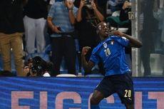 Italia vs Lituania, Kata Mancini Soal Peran Moise Kean Bersama Azzurri