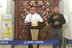 Anies: PSBB Jakarta, Pergerakan Masih Padat di Hari Senin