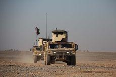 Taliban Bunuh Puluhan Polisi Afghanistan dalam Dua Kali Serangan