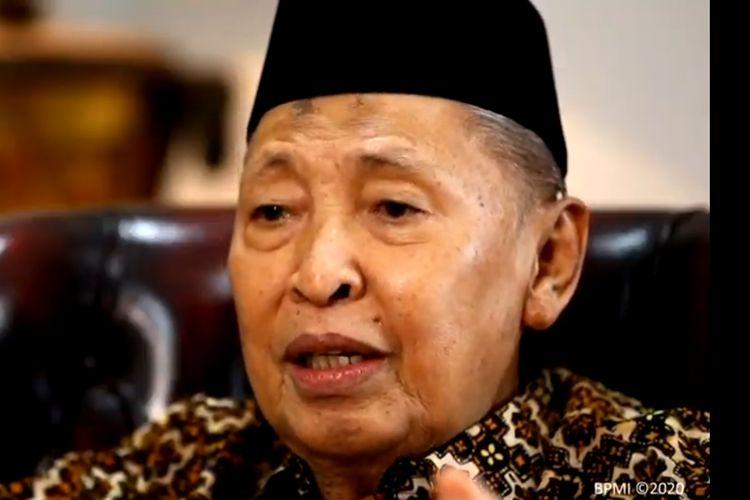 Wakil Presiden RI kesembilan Hamzah Haz