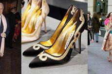 Desainer Sepatu Legendaris Ini Sarankan Punya Sepatu