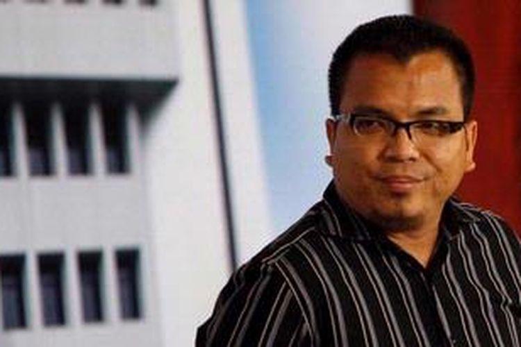 Wakil Menteri Hukum dan Hak Asasi Manusia Denny Indrayana