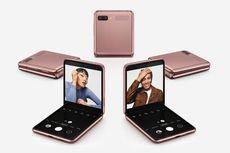 Samsung Resmi Luncurkan Galaxy Z Flip 5G, Bedanya dengan Z Flip Reguler?