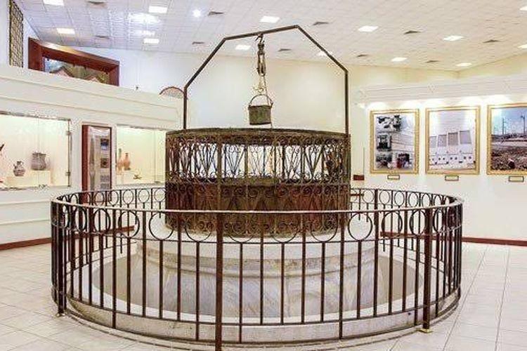 Biaya konstruksi proyek Sumur Zamzam saat itu berjumlah lebih dari 187 juta dollar AS setara Rp 2,7 kuadriliun (kurs saat ini).