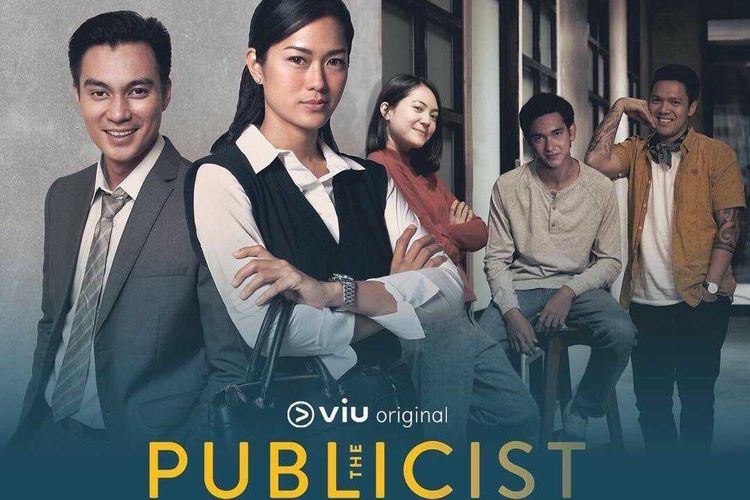 The Publicist (2017)