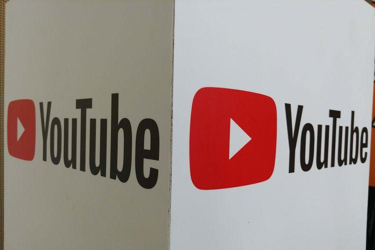 Logo YouTube.