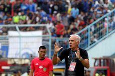 Arema Vs Persib, Mario Gomez Kirim Permohonan Maaf ke Aremania