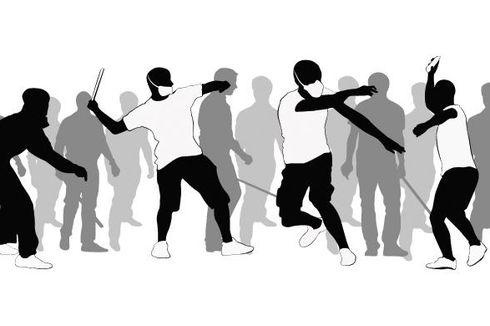 Tawuran Remaja di Ciputat, Satu Orang Kena Sabetan Celurit