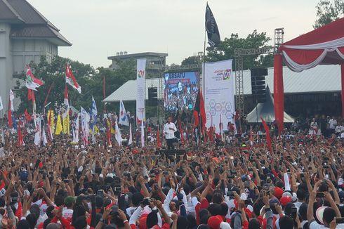 Di Solo, Jokowi Cerita Perjalanan Politiknya dari Wali Kota Menjadi Presiden