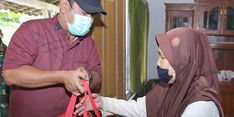 10.000 Paket Bansos Presiden di Kota Semarang Telah Didistribusikan ke 7 Kecamatan