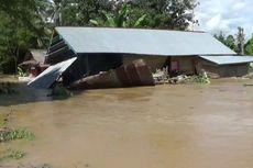 Sungai Lamasi Meluap, 8 Desa di Luwu Terendam Banjir Setinggi 3 Meter