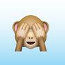Fakta Dibalik Emoji Monyet Menutup Mata, Bukan Sekedar Simbol Malu