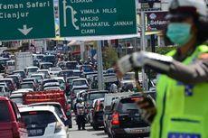 Pemkot: Akhir Pekan, Pelat B Dilarang Masuk Kota Bogor