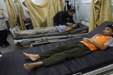 Militan Gaza Terus Tembakkan Roket