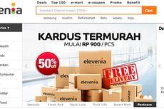 Situs Belanja Elevenia Bakal Dilepas Perusahaan Korea