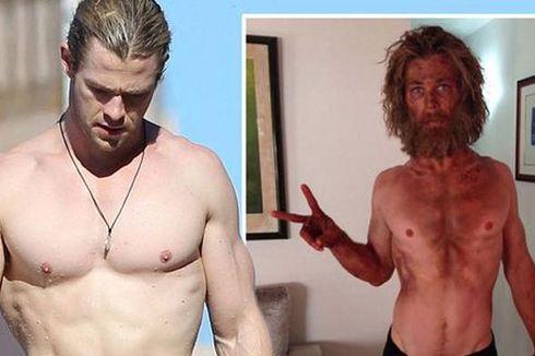 Gara-gara Paus, Si Thor Kehilangan Berat Badan