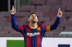 Gelar Individu Lionel Messi