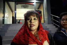 Laporan Dewi Tanjung terhadap Novel Tak Seharusnya Ditindaklanjuti