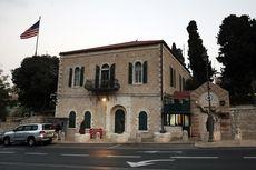 AS Gabung Kantor Konsulat untuk Palestina dengan Kedubes untuk Israel