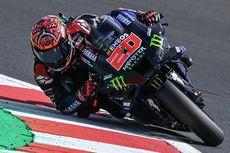 Perjalanan Quartararo Juara Dunia MotoGP, Akhir Dramatis di Balapan Perpisahan Rossi
