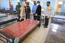 Asrama Haji di Kota Madiun Disulap Jadi RSL, Bisa Tampung 182 Pasien Covid-19