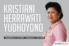 INFOGRAFIK: #RIPAniYudhoyono, Selamat Jalan Kristiani Herrawati Yudhoyono