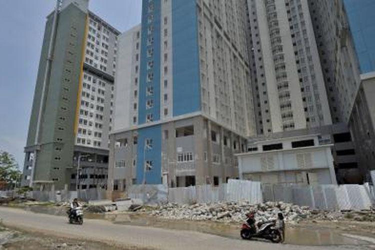 Wisma Atlet Kemayoran merupakan salah satu infrastruktur yang disiapkan pemerintah untuk mendukung pelaksanaan Asian Games 2018 di Jakarta.