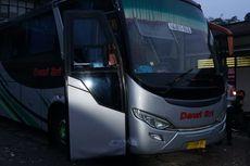 Nekat Bawa Penumpang Tanpa Syarat, Kemenhub Kandangkan 2 Bus AKAP