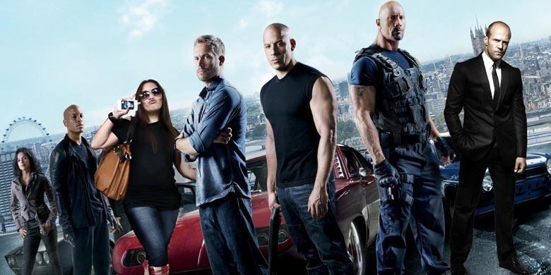 Fast and Furious 7 dijadwalkan rilis pada 3 April 2015.