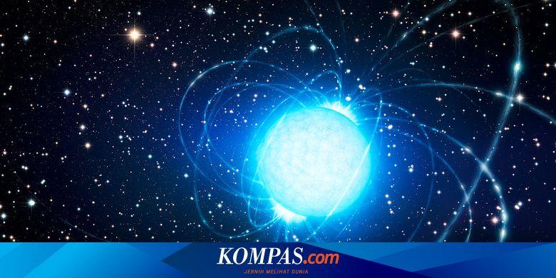 Bintang Unik Ini Meluncur Keluar dari Galaksi Bima