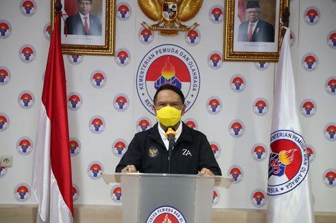 Presiden Jokowi Minta Sanksi WADA terhadap LADI Segera Diselesaikan
