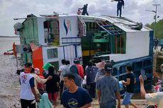 Usut Kapal Feri KMP Bili Terbalik di Sambas Kalbar, 20 Saksi Diperiksa
