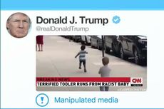 Viral Video Balita Rasis, Trump Rupanya Manipulasi Video
