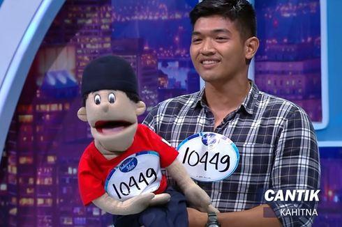 Ketika Boneka Jojo Ikut Audisi Indonesian Idol X