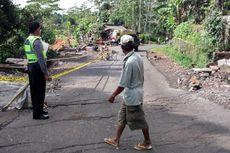 Puluhan Warga di Tasik Dihantui Bencana Tanah Ambles