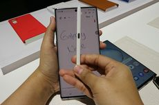 Stylus S Pen di Samsung Galaxy Note 10 Makin Canggih, Ini Fitur Barunya