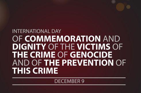 Hari Pencegahan Genosida Internasional, Bagaimana Sejarahnya?