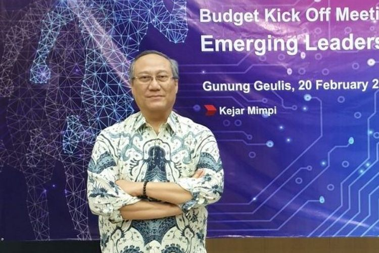 Guru Besar ITS Prof. Drs. Ec. Ir. Riyanarto Sarno, M.Sc.