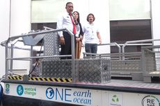 Kapal Sampah Bekasi Pabrikan Jerman Bisa Angkut 300 Kilogram Sampah Sekali Jalan
