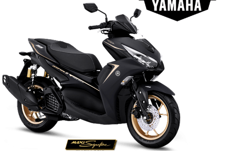 Yamaha All New Aerox 155 Connected ABS