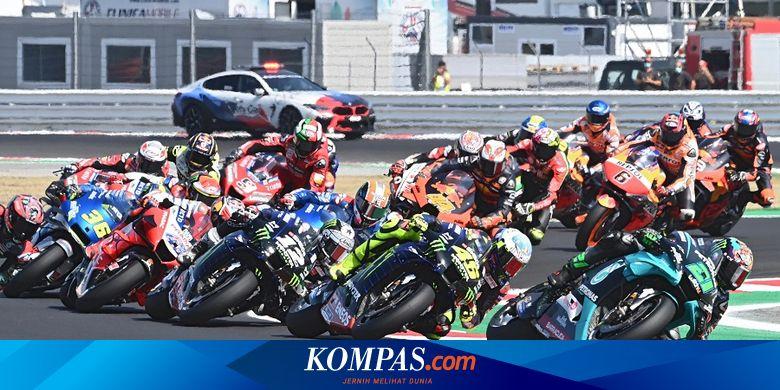 Link Live Streaming MotoGP Emilia Romagna, FP1 Sta