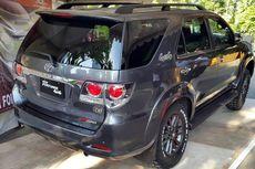 "Toyota Fortuner 4X4 dan Innova ""Airbag"" Rambah India"