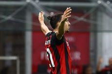 Zlatan Ibrahimovic, Konduktor Orkestra AC Milan
