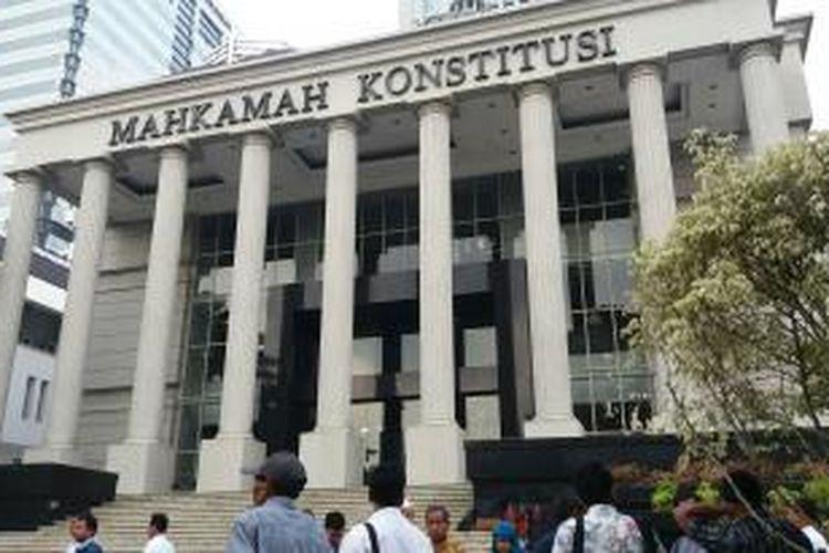 Gedung Mahkamah Konstitusi
